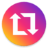 Repost for Instagram Pro 2.2.2 سیو و تکرار پست اینستاگرام برای اندروید