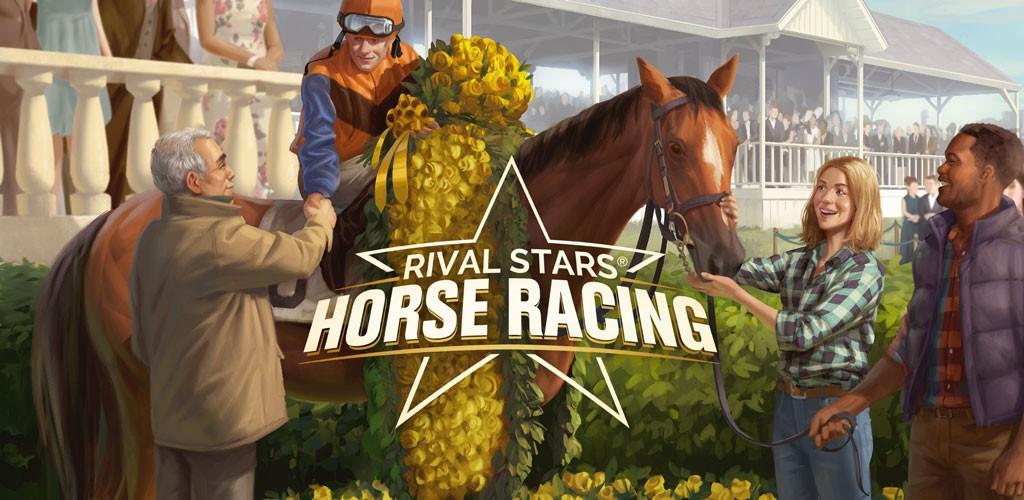 دانلود Rival Stars Horse Racing 1.8 بازی اسب سواری اندروید + مود
