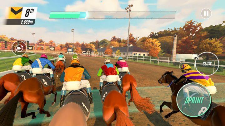 دانلود Rival Stars Horse Racing 1.5.2 – بازی اسب سواری اندروید + مود