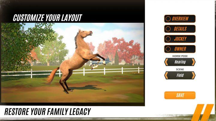 Rival Stars Horse Racing 1.3.1 دانلود بازی اسب سواری اندروید + مود
