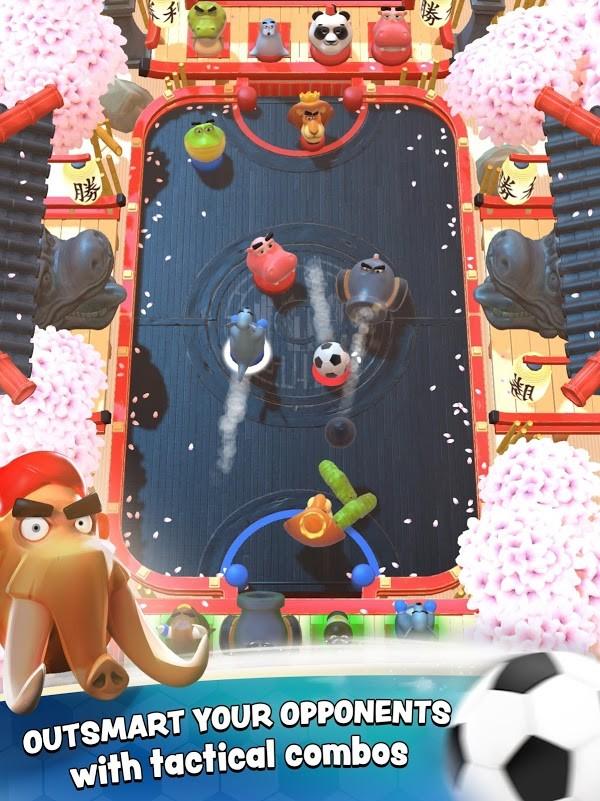 دانلود Rumble Stars Football 1.7.1.2 بازی فوتبال رامبل استار اندروید