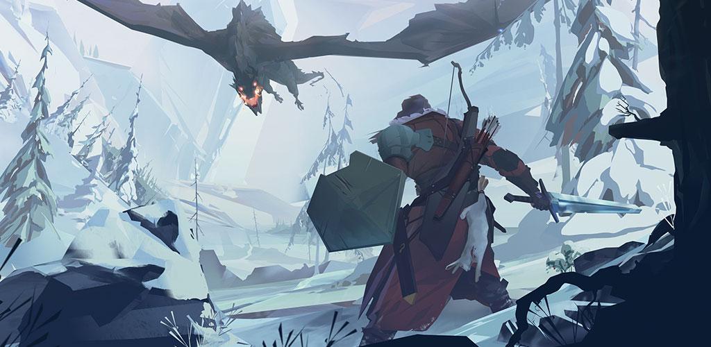 دانلود Frostborn 1.6.20.14614 بازی زاده سرما برای اندروید