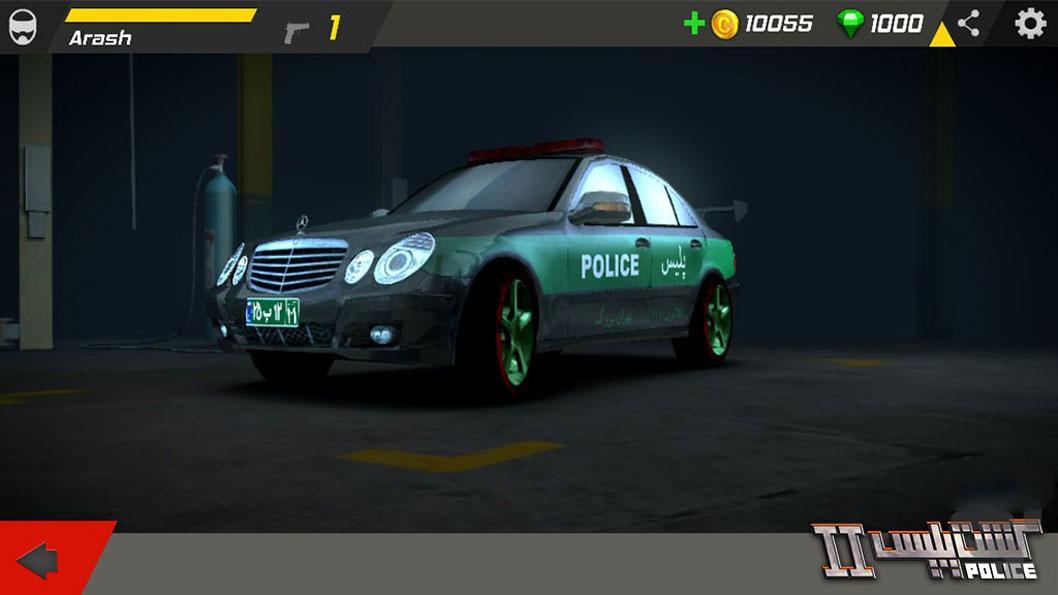 نتیجه تصویری برای دانلود بازی گشت پلیس 2 مود