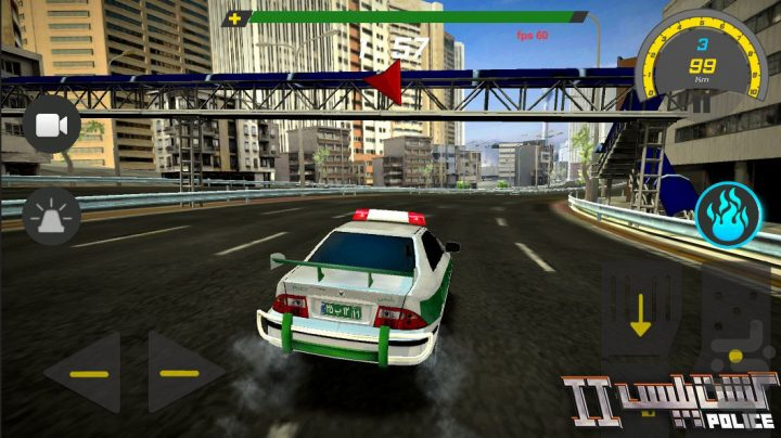 Police Patrol 2 0.941 دانلود بازی گشت پلیس 2 (خودروی پلیس) اندروید