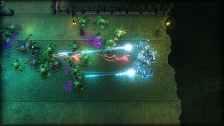 Tesla vs Lovecraft 1.5.0 دانلود بازی تسلا در مقابل لاوکرافت اندروید + مود
