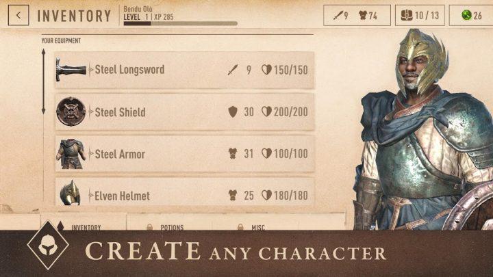 The Elder Scrolls: Blades 1.0.2.763396 دانلود بازی کتیبه های باستانی: شمشیرها