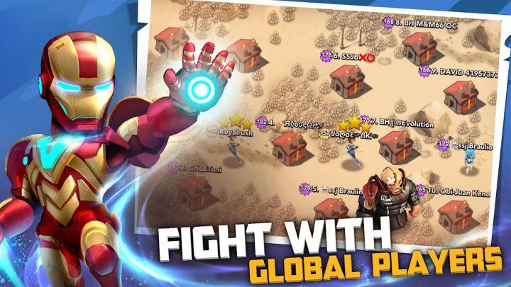 دانلود X-War:Clash of Zombies 3.10.8 بازی جنگ زامبی ها اندروید