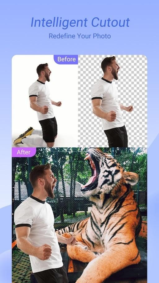دانلود Cut Cut – CutOut & Photo Background Editor Pro 1.5.7 برنامه ویرایش عکس اندروید