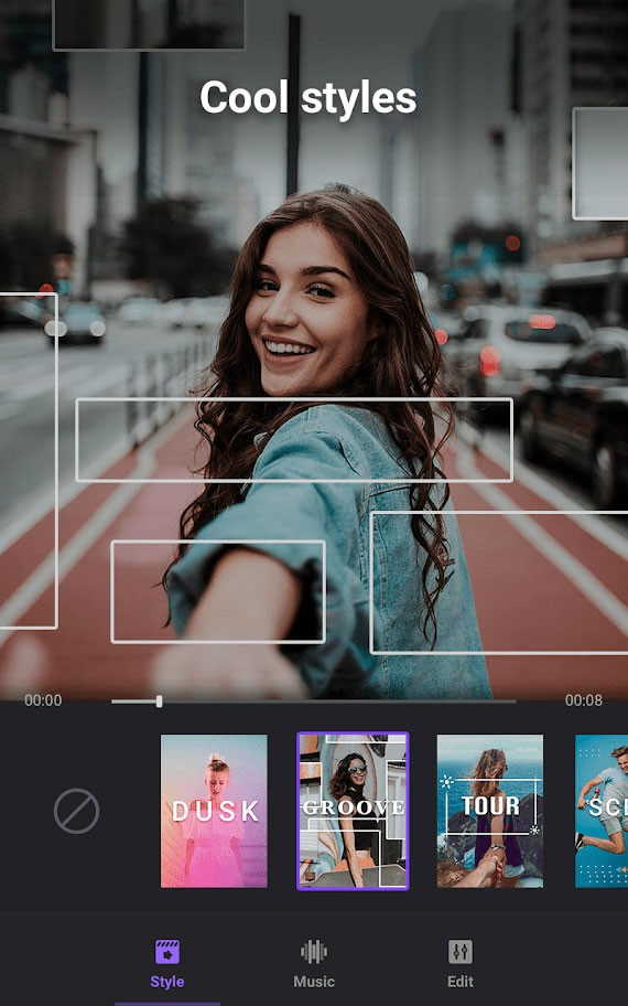 دانلود Video Maker of Photos with Music & Video Editor VIP 4.5.1 کلیپ ساز اندروید