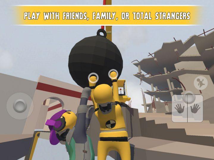 "Human: Fall Flat 1.0 دانلود بازی ""انسان: سقوط آزاد"" برای اندروید"