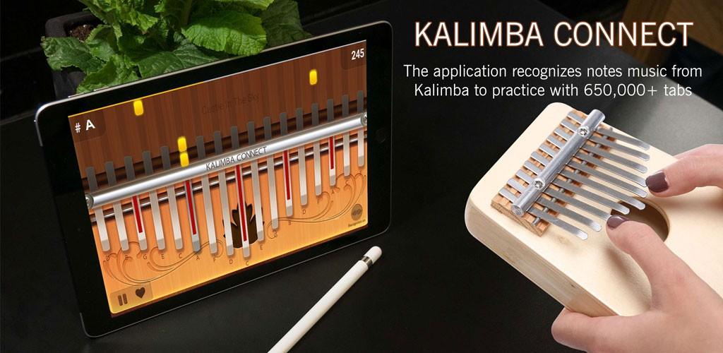 Kalimba Connect VIP 2.4 دانلود برنامه شبیه ساز کالیمبا برای اندروید