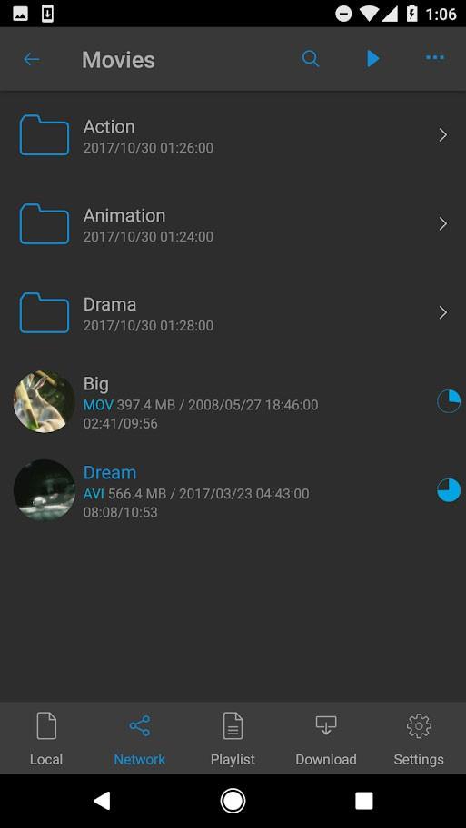دانلود nPlayer 1.7.7.7_191219 – ویدیو پلیر اندروید با قابلیت پخش زیرنویس