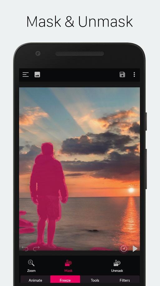 دانلود PixaMotion Plus 1.0.4 برنامه متحرک سازی عکس اندروید