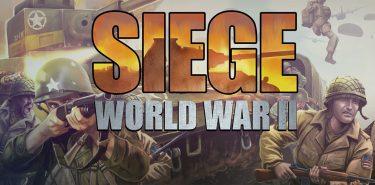 دانلود SIEGE: World War II 1.14.74 بازی جنگ جهانی دوم اندروید + مود