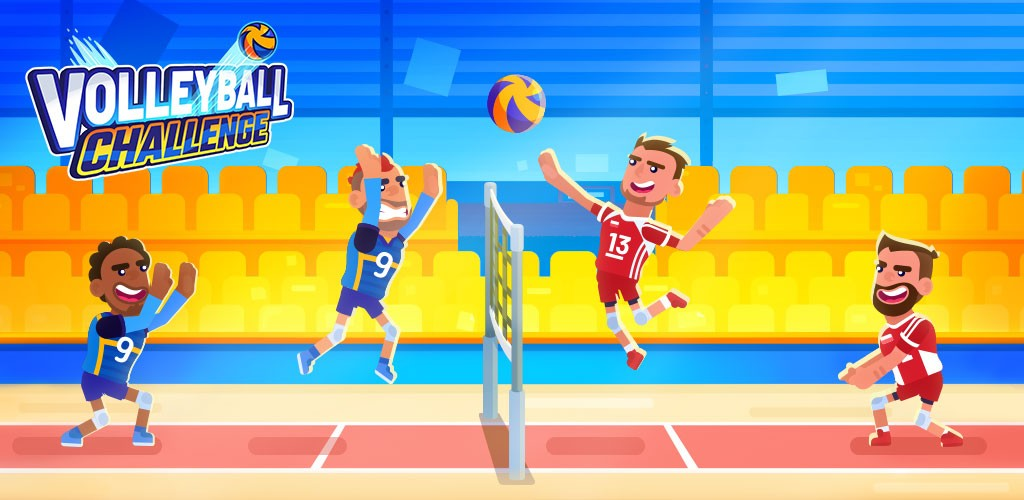 دانلود Volleyball Challenge 1.0.24 بازی والیبال برای اندروید + مود