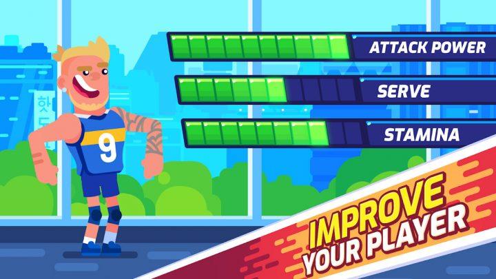 دانلود Volleyball Challenge 1.0.11 – بازی والیبال برای اندروید + مود
