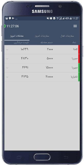 دانلود Asa Trader 3.19.1.9 برنامه آساتریدر کارگزاری آگاه نسخه جدید