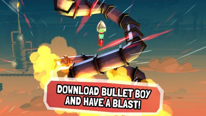 دانلود Bullet Boy 31 بازی پسر گلوله ای برای اندروید + مود