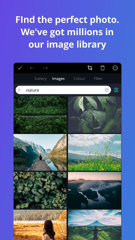 دانلود Canva Pro 2.66.0 برنامه طراحی گرافیک و ویرایش عکس اندروید