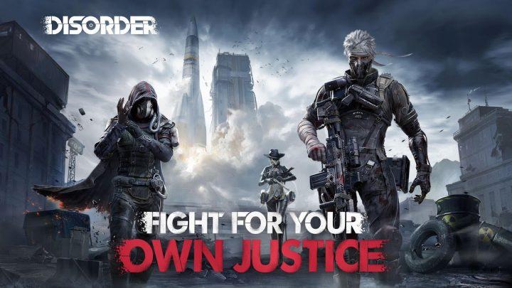 دانلود Disorder 1.3 بازی تیراندازی بی نظمی اندروید + مود