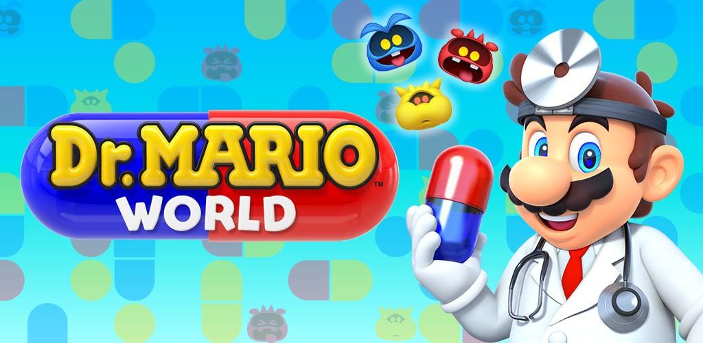 دانلود Dr Mario World 2.4.0 بازی دنیای دکتر ماریو اندروید