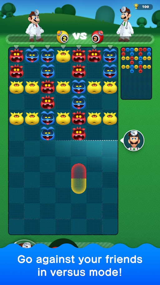 دانلود Dr. Mario World 2.2.4 بازی دنیای دکتر ماریو اندروید