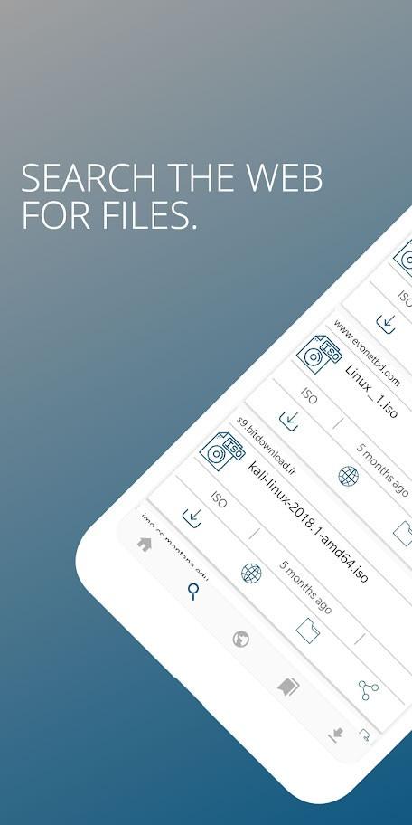 دانلود FilePursuit Pro 1.2.05 برنامه جستجوی انواع فایل در اینترنت اندروید