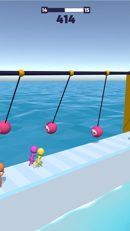 دانلود Fun Race 3D 1.2.5 – بازی مسابقه دویدن پارکور اندروید + مود