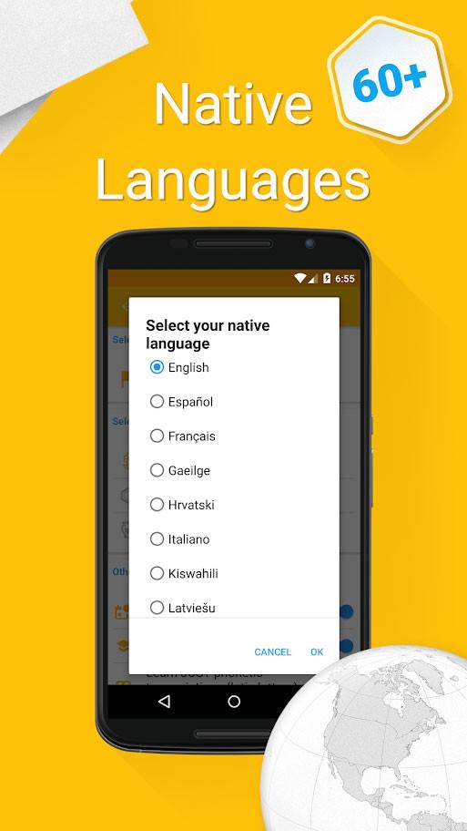 Learn Arabic – 6000 Words – FunEasyLearn Pro 5.8.3 – آموزش زبان عربی