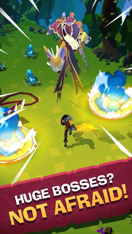 دانلود بازی The Mighty Quest for Epic Loot 3.3.1 تلاش برای غارت اندروید