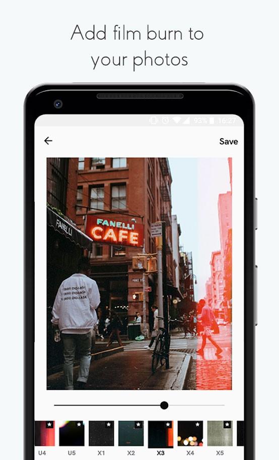 Nebi – Film Photo Premium 2.6.2 دانلود برنامه ویرایش عکس اندروید