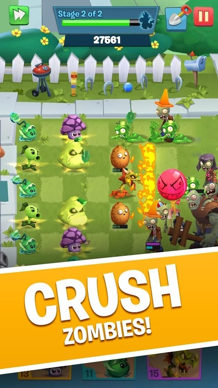 Plants vs. Zombies 3 10.0.123584 دانلود بازی گیاهان علیه زامبی ها 3 اندروید