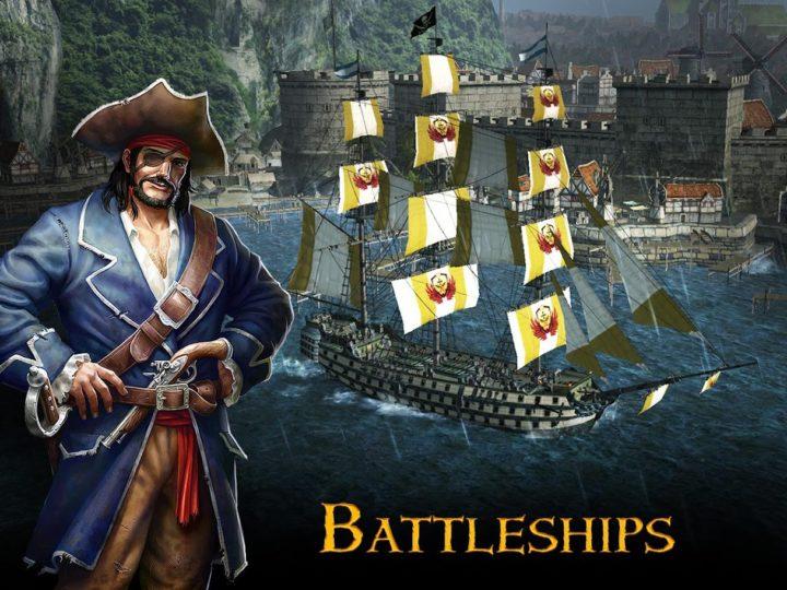دانلود Pirates Flag 1.4.4 بازی دزدان دریایی اندروید + مود