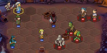 دانلود Braveland Heroes 1.55.10 بازی قهرمانان سرزمین شجاعت اندروید + مود