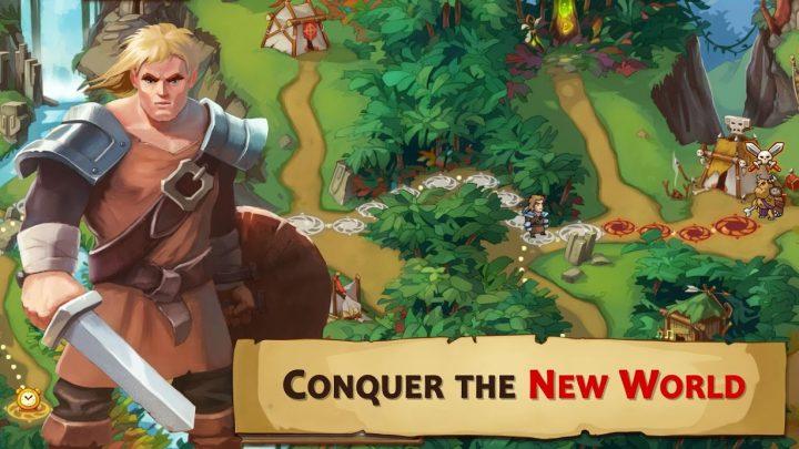 دانلود Braveland Heroes 1.58.9 بازی قهرمانان سرزمین شجاعت اندروید + مود