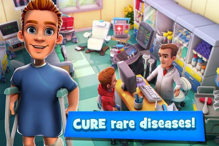 دانلود Dream Hospital 2.1.19 بازی بیمارستان رویایی اندروید + مود