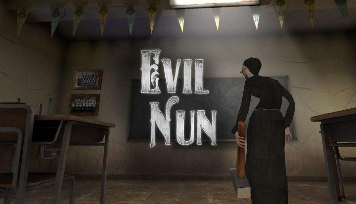 Evil Nun 1.7.2 دانلود بازی ترسناک راهبه خبیث اندروید + مود