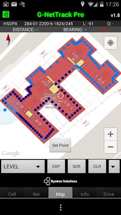 G-NetTrack Pro 17.5 دانلود برنامه بررسی شبکه 5G / 4G / 3G / 2G اندروید