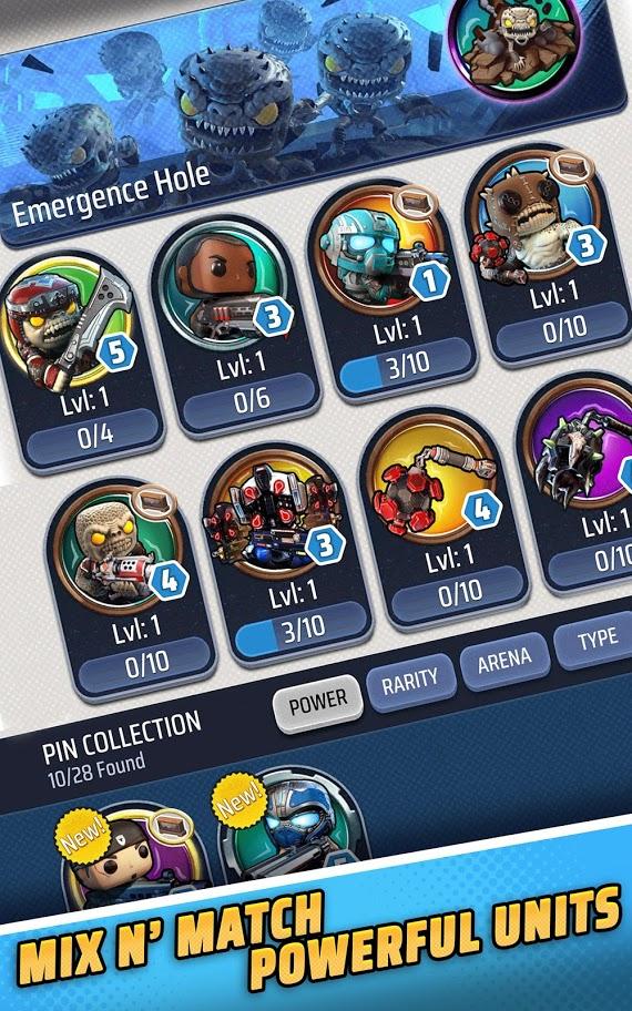 Gears POP 1.31 دانلود بازی نبرد چرخ دنده ها اندروید