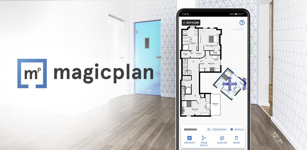 دانلود MagicPlan Premium 7.8.5 – برنامه نقشه کشی مجیک پلن اندروید