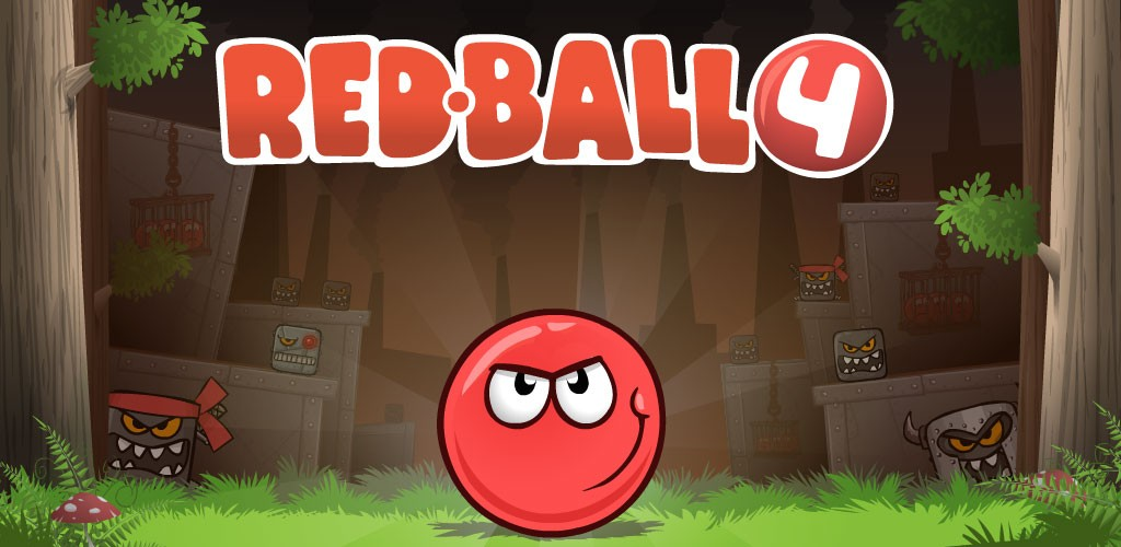 Red Ball 4 1.4.17 دانلود بازی توپ قرمز 4 اندروید + مود