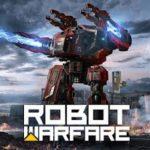دانلود Robot Warfare 0.2.2310 بازی جنگ ربات ها اندروید + مود