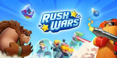 Rush Wars 0.188 دانلود بازی راش وارز سوپرسل برای اندروید