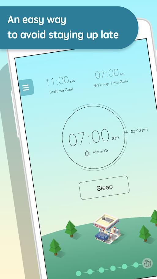 SleepTown Premium 3.1.11 دانلود برنامه مدیریت و تنظیم خواب اندروید