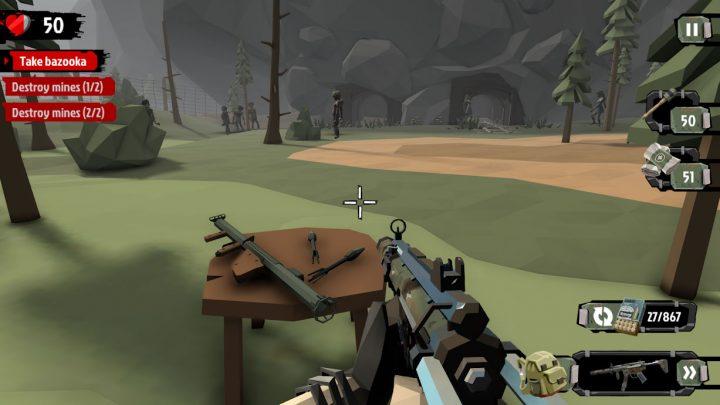 دانلود The Walking Zombie 2 3.2.3 بازی مردگان متحرک 2 اندروید + مود