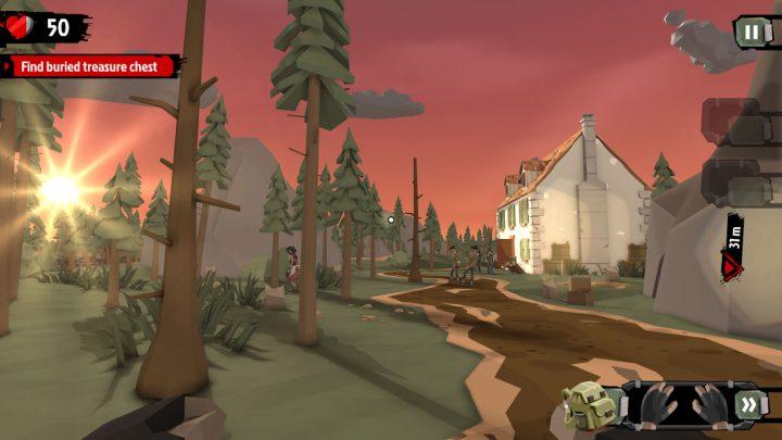 دانلود The Walking Zombie 2 3.5.12 بازی مردگان متحرک 2 اندروید + مود