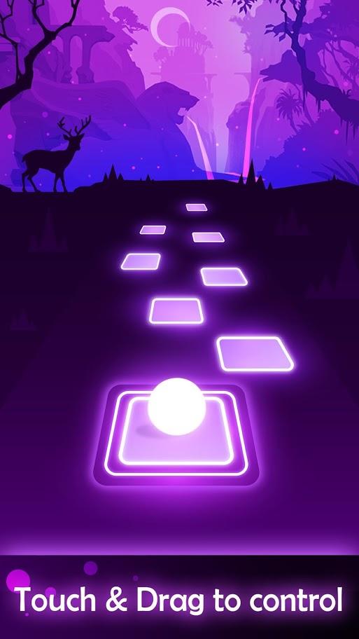 دانلود Tiles Hop: EDM Rush 3.4.8 – بازی حرکت روی کاشی ها اندروید + مود