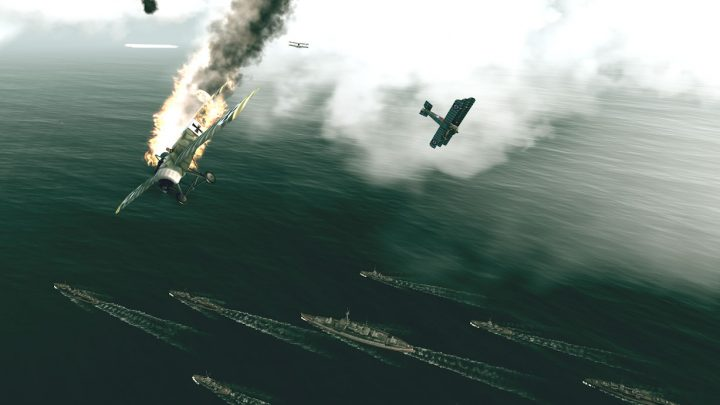 دانلود Warplanes: WW1 Sky Aces 1.3 بازی نبرد هوایی جنگ جهانی اول اندروید + مود