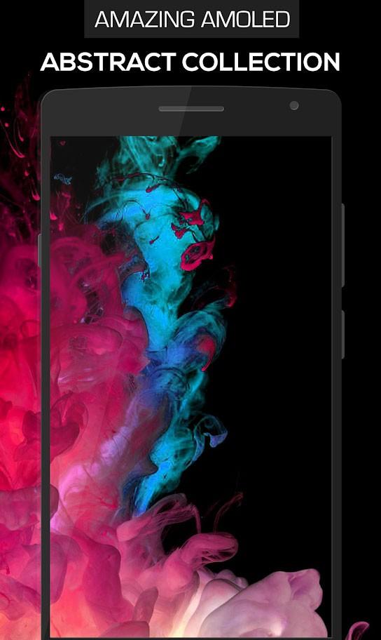 دانلود AMOLED Wallpapers 4K Pro 5.1 والپیپر امولد اندروید
