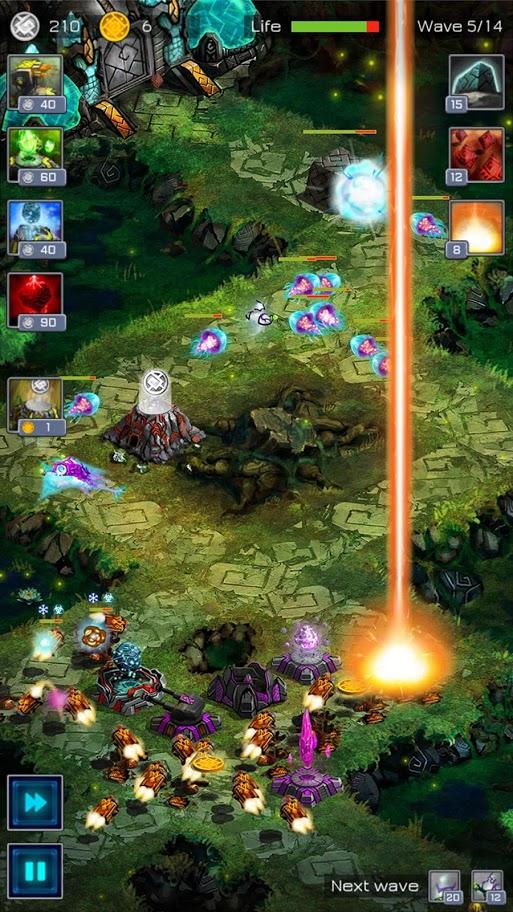 دانلود Ancient Planet Tower Defense Offline 1.1.95 بازی اندروید + مود